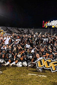 UCF is offering students $250 roundtrip plane tickets to the Fiesta Bowl