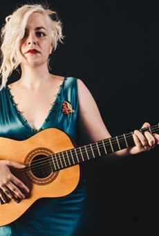 Jenny Parrott kicks off the New Year at Will's Pub with a keen take on folk and country