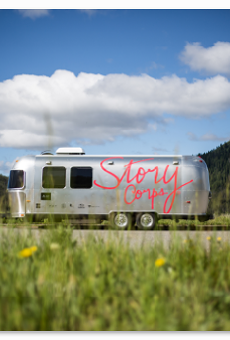 StoryCorps, chroniclers of American life, makes its first stop of 2019 in Orlando