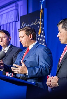 Ron DeSantis signs executive order calling for $2.5 billion for Everglades restoration, toxic algae task force