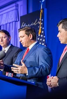 Ron DeSantis signs executive order calling for $2.5 billion for Everglades restoration, toxic algae task force