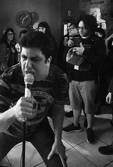 Karborätor at Grumpy's Underground Lounge