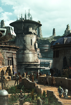 Disney's new Star Wars land will likely be getting the world's greatest ride