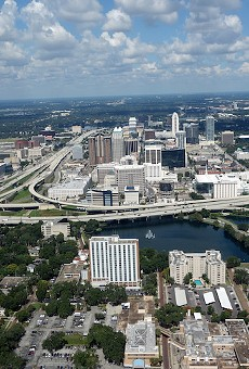 Sunday's traffic in downtown Orlando will be a perfect 'traffuck'