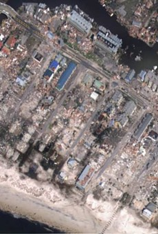 Feds boost money for Hurricane Michael debris removal in Florida's Panhandle