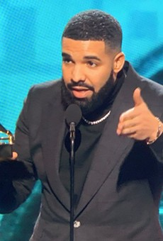 "Artists: ""You don't need this,"" says Champagne Papi"