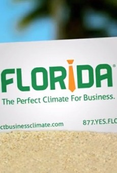 Enterprise Florida has finally retired their sexist logo