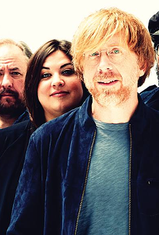 Phish's Trey Anastasio is coming to St. Petersburg this May