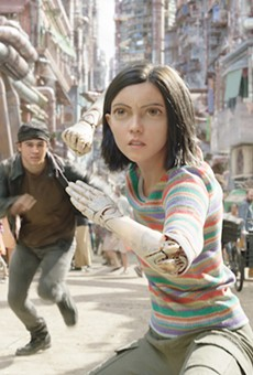 Sci-fi action flick 'Alita: Battle Angel' is beautiful, but dumb