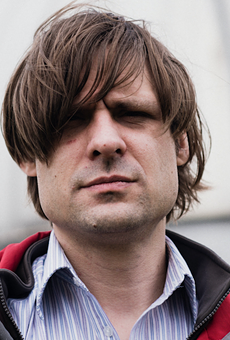 Synth-pop sensation John Maus brings the future to the present