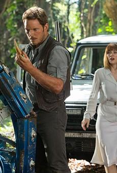 Opening in Orlando: Jurassic World