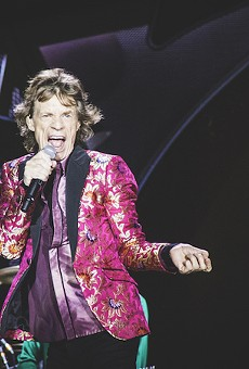 See more: Wildest photos from the Rolling Stones at the Orlando Citrus Bowl