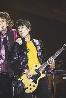 This Little Underground: The rock & roll eternity of the Rolling Stones