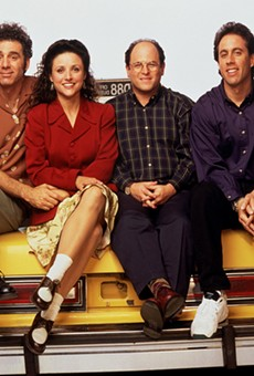 The Binge: Seinfeld enters the streaming era