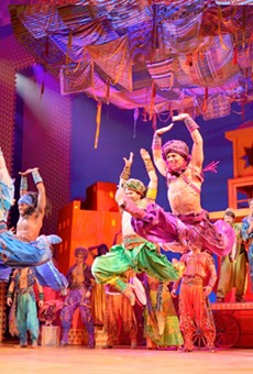 'Disney's Aladdin' will leaps into the Dr. Phillips Center direct from Broadway as part of the newly announced 2019-2020 Fairwinds Broadway in Orlando series.