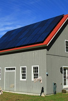 Loans available for Orlando residents who want clean energy homes