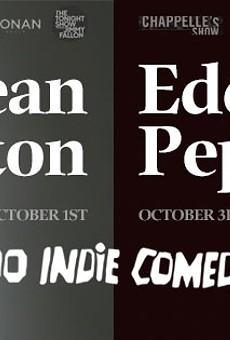 Sean Patton and Eddie Pepitone to headline this year's Orlando Indie Comedy Fest