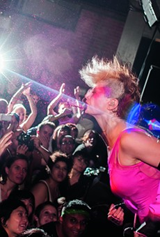 What Else Is in the Teaches of Peaches serves up slices of life from a transgressive master