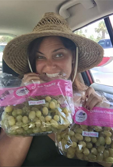 Market report: Cotton Candy grapes have arrived at Publix
