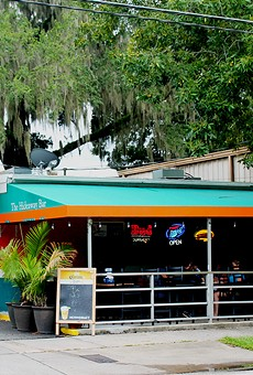 The Hideaway is a great bar to let a day in the Ivanhood slip by