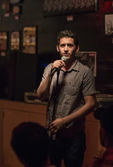 A burgeoning young scene proves comedy in Orlando is no joke