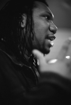 Knowledge rules supreme at Backbooth as KRS-One brings some old-school wisdom