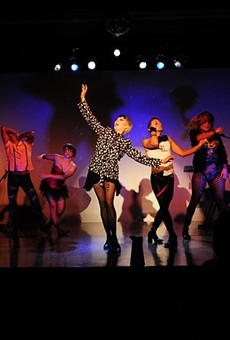 Blue Star's VarieTease will bring eccentric dance to Artlando, Sept. 26