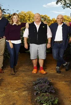 ABC's The Chew will tape five shows at this year's Epcot International Food and Wine Festival.