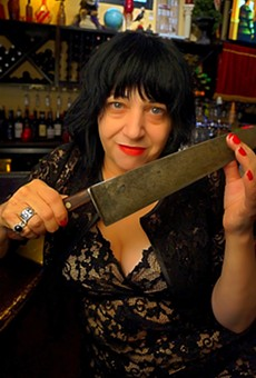 Lydia Lunch in Orlando