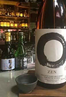 3 spots to swill sake on National Sake Day, Oct. 1 🍶