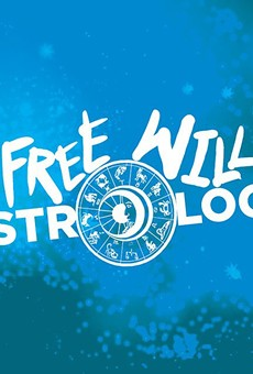 Free Will Astrology (9/30/15)