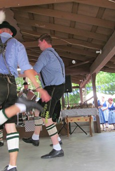 The German American Society's annual Oktoberfest celebration brings a bit of Bavaria to Casselberry
