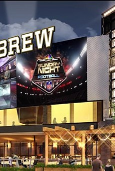 Universal's NBC Sports Grill and Brew may open today at CityWalk