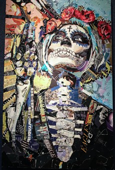 Get a taste of the best spooky traditions from two cultures at CityArts' Dia de los Muertos party