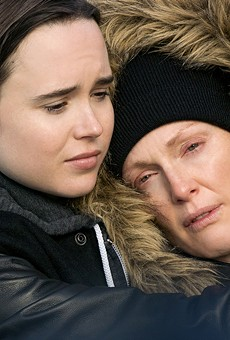 Steve Carell, Ellen Page and Julianne Moore star in Freeheld, emotional drama about marriage equality