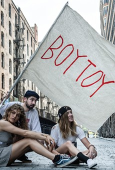 Boytoy manipulates emotions at Will's Pub on Sunday