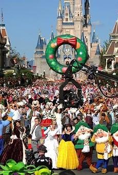 Disney's Christmas Day Parade will be taped at Magic Kingdom Nov. 10-13