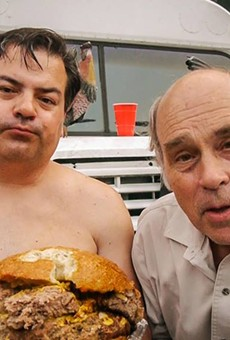 Trailer Park Boys' Randy and Mr. Lahey are coming to Backbooth