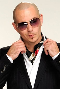 Taxpayers aren't allowed to know how much they're paying for Pitbull to be Mr. Florida