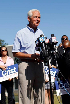 Former Gov. Charlie Crist to run for Congress in Florida's District 13. Yes, as a Democrat.