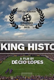 Orlando Film Festival starts tonight with a movie about Orlando City Soccer Club