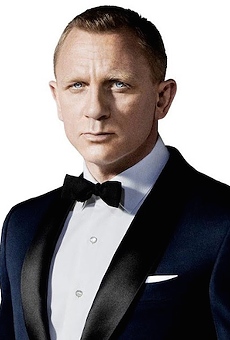 Bland, James Bland: Newest Bond flick fails to excite