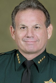 Broward County Sheriff Scott Israel