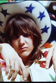 One of the first venues Gram Parsons ever played finally given historic marker
