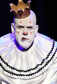 Puddles Pity Party at the Plaza Live