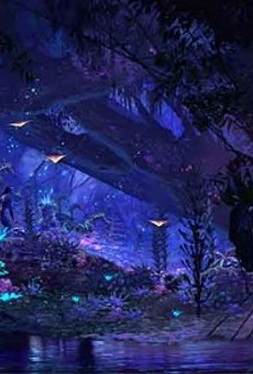 Disney's The World of Avatar will include a canoe ride and 'shaman encounter'