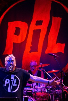 Public Image Ltd. at the Plaza Live