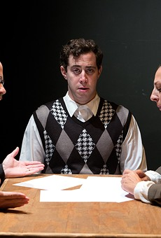 Feel the raw emotion in Mad Cow Theatre's powerful production of My Name Is Asher Lev