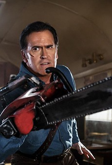 Ash vs. Evil Dead proves that 30 years later, the Evil Dead franchise still has what it takes