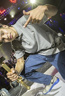 Kissimmee b-boy Victor Montalvo will compete in the Red Bull BC World Finals Saturday